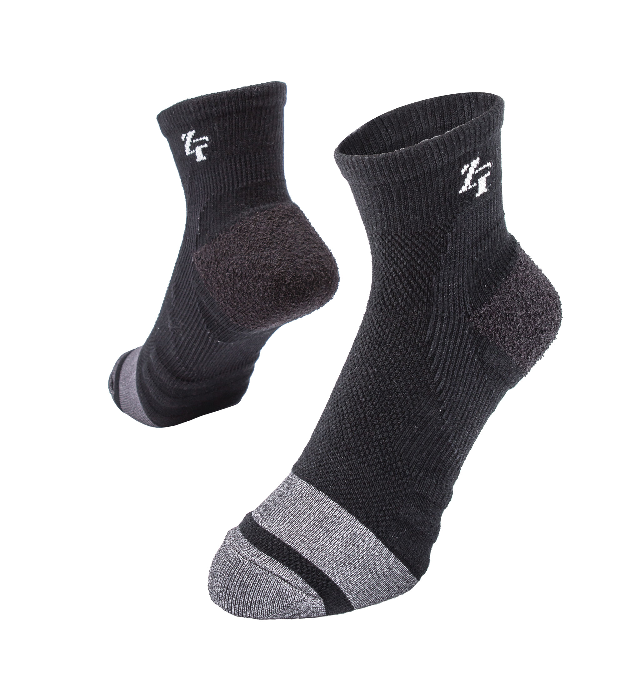 Nano Hybrid Socks - Half Middle Cut